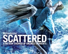 Motionhouse // Scattered // A3 Poster